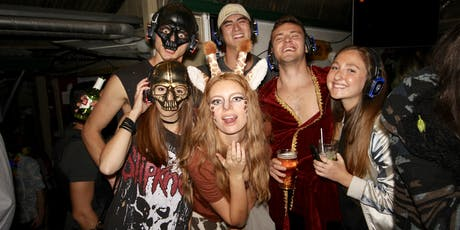 Halloween Rooftop Silent Disco tickets