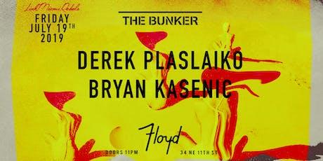 The Bunker: Derek Plaslaiko b2b Bryan Kasenic tickets