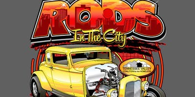 Rods in the City Hot Rod Car Show - Ending East TN Veteran Homelessness