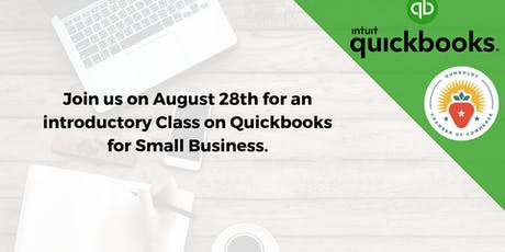 Quickbooks Small Business Class - Members Only tickets