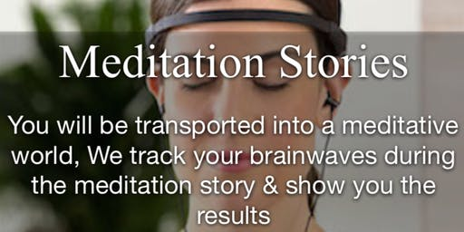 Meditation Stories - with Brainwave Tracking