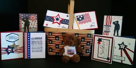 Fundraiser and CardMaking Event for Honor Flight New England tickets