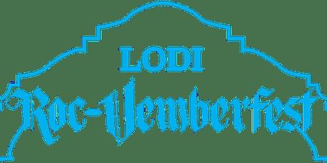 Lodi Roc-Vemberfest 2019 tickets
