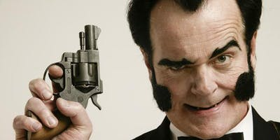 Unknown Hinson with special guests Shehehe and Andrea & Mud