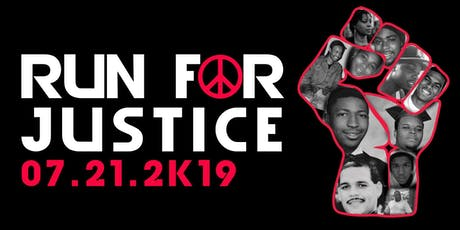 RUN FOR JUSTICE 5K tickets