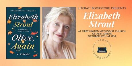 Literati Bookstore Presents Elizabeth Strout  tickets