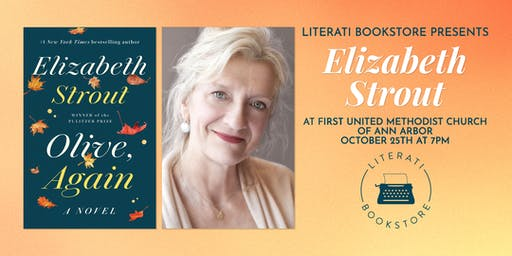 Literati Bookstore Presents Elizabeth Strout