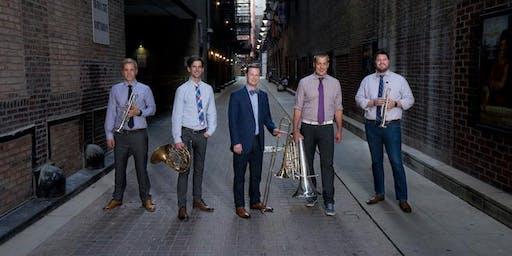 White Lake Chamber Music - Gaudete Brass 8/2/19