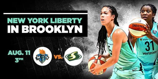 New York Liberty Game & Fan Tunnel Experience