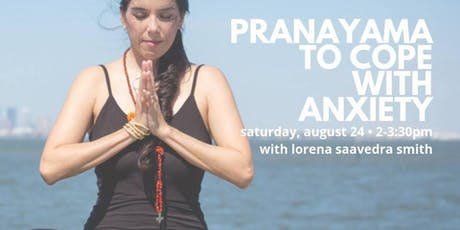 Pranayama To Cope With Anxiety tickets