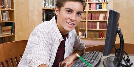 Back to School Homework Help  tickets