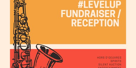 Sisters of Today and Tomorrow's LevelUp Fundraiser Reception tickets