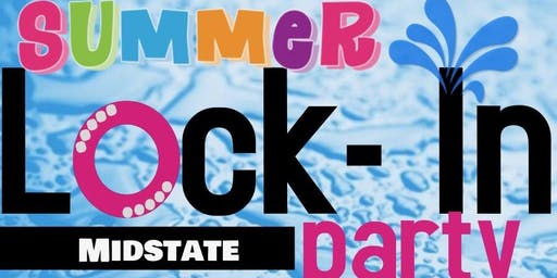 Summer Lock in Party