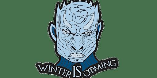 2019 Winter IS Coming 1M, 5K, 10K, 13.1, 26.2 -Portland