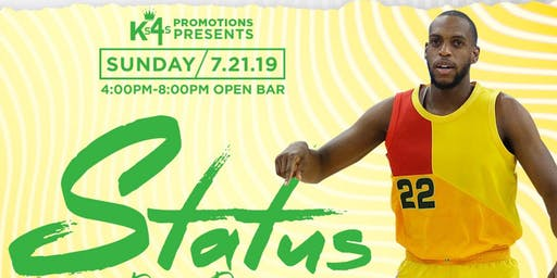 STATUS Day Party Hosted By Khris Middleton