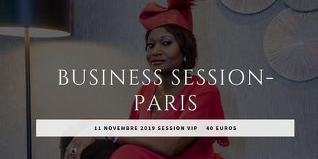 Business session  tickets