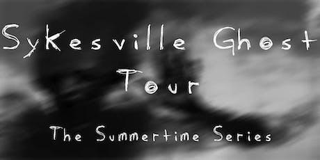 Sykesville Ghost Tours tickets