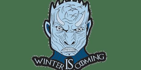 2019 Winter IS Coming 1M, 5K, 10K, 13.1, 26.2 -Myrtle Beach tickets