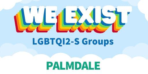 We Exist LGBTQI2-S Peer Group (Palmdale)