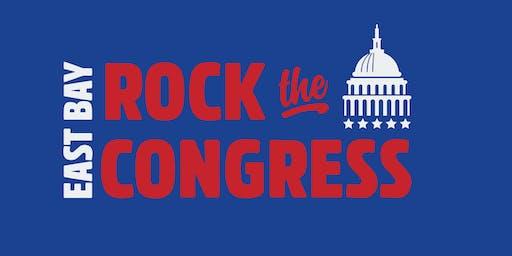 Rock The Congress: East Bay