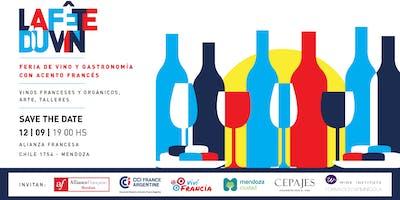 La Fete du Vin - Feria de vino y gastronomía con acento francés