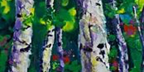 Melanie Morstad's Adventures in Colour and Texture Painting Trees  tickets
