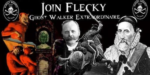 """Flecky Bennett's The """"Original"""" Manchester Ghost Walk 2019"""