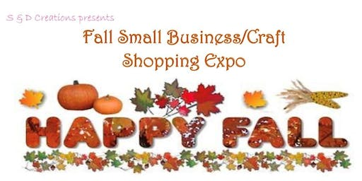 Fall Small Business/Craft Expo