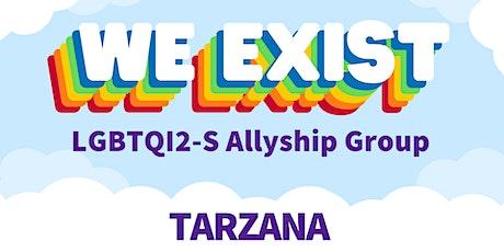 We Exist LGBTQ Allyship Group (SFV) tickets