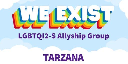 We Exist LGBTQ Allyship Group (SFV)