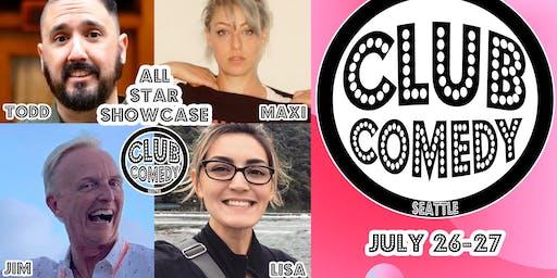 All Star Showcase Friday 8:00PM 7/26