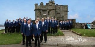 Bristol Male Voice Choir in Concert for Edge RED Local and International Charity Partnerships