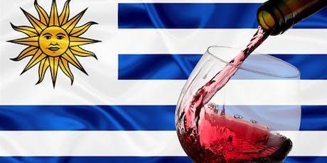 Aula e Degustação - Vinhos do Uruguai ingressos