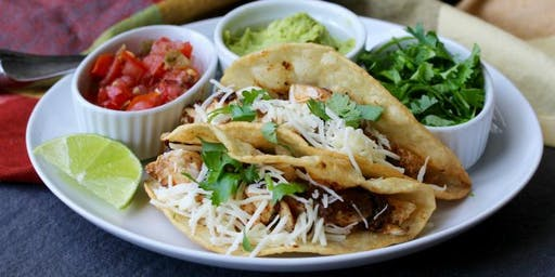 Cooking Class | Girls Night Out: Fresh Mexican!