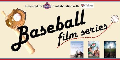 Baseball Film Series tickets