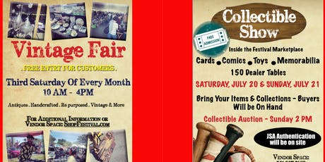 Vintage Fair tickets