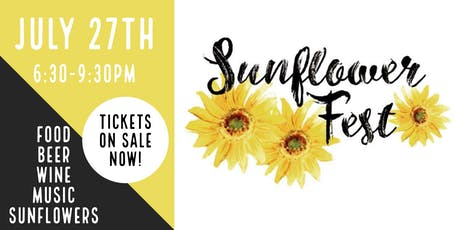 Sunflower Fest tickets