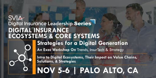 Digital Insurance Leadership | Digital Insurance Ecosystems & Core Systems