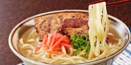 Curso de Comida Japonesa Caseira ingressos