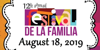 12th Annual Festival de la Familia Volunteer Registration