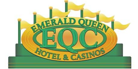 Emerald Queen Hotel & Casinos HIRING EVENT tickets