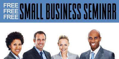 Free Small business Seminar