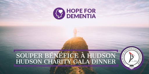 Hope for Dementia's Hudson Charity Gala Dinner