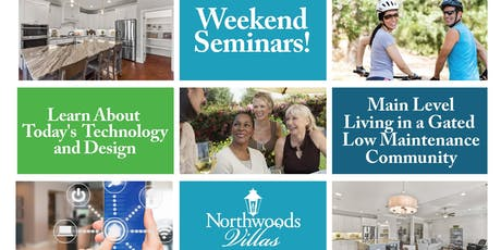 Weekend Home Seminar Series-Topic- Universal Living and What it Means in Your Home tickets