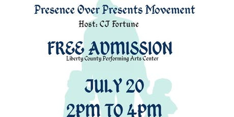 Nathaniel Garrett Presents: Presence Over Presents Movement tickets