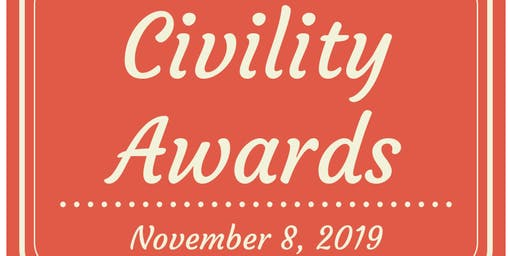 2019 Civility Awards Breakfast