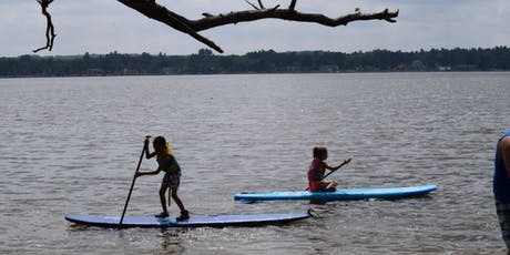 AFSN - Paddle in the Park with Above the Wake tickets