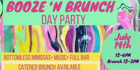 Booze 'N Brunch Day Party tickets