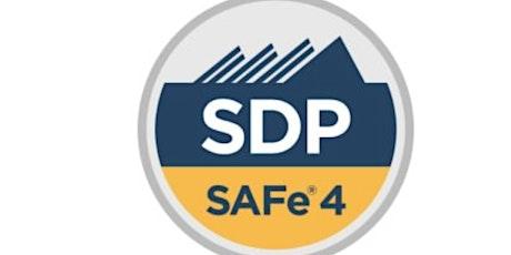 SAFe® 5.0 DevOps Practitioner with SDP Certification Denver ,CO (weekend)  tickets