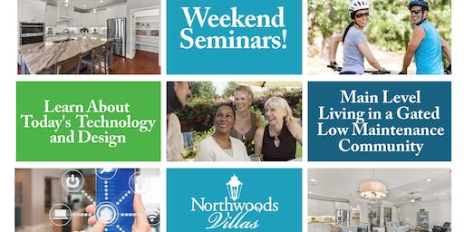 Weekend Home Seminar Series-Topic- Staging and Organizing Your Home to Sell